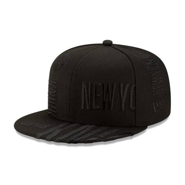 New York Knicks Black 2019-20 NBA Tip Off Series 9FIFTY Snapback Cap