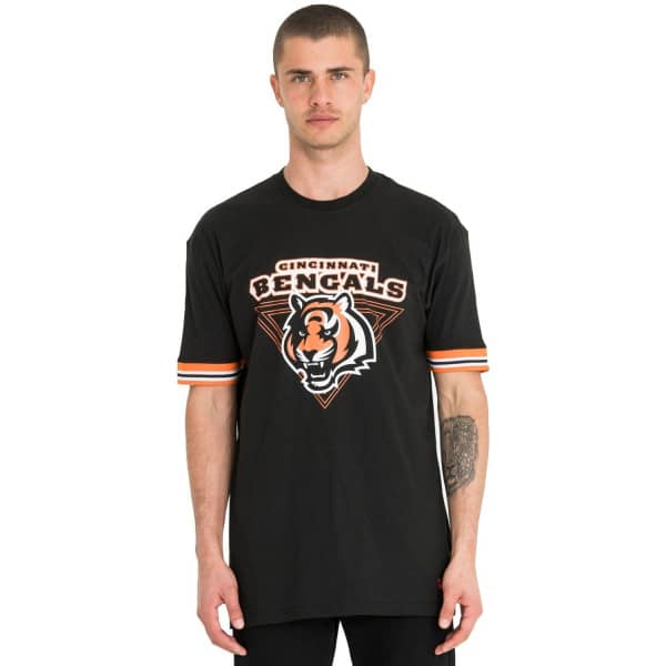 Cincinnati Bengals Stripe NFL T-Shirt