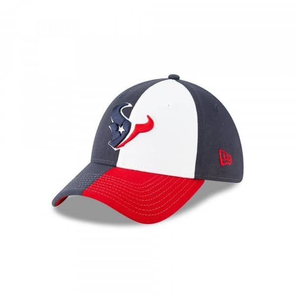 93f5b202deaed0 New Era Houston Texans 2019 NFL Draft 39THIRTY Flex Fit Cap On-Stage |  TAASS.com Fan Shop