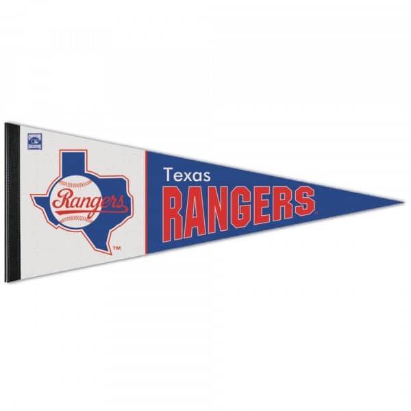 Texas Rangers Cooperstown Premium MLB Wimpel