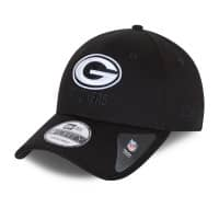 Green Bay Packers Black Base New Era 9FORTY NFL Cap