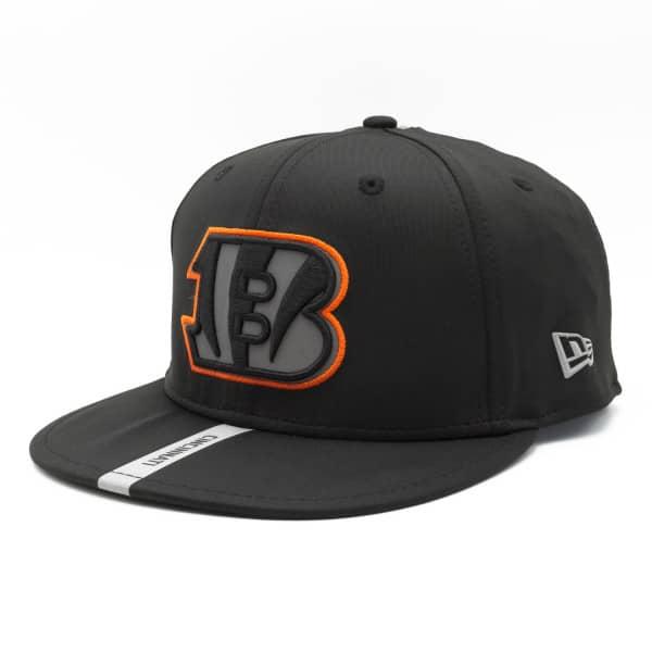 Cincinnati Bengals 2020 NFL OTA New Era 9FIFTY Snapback Cap