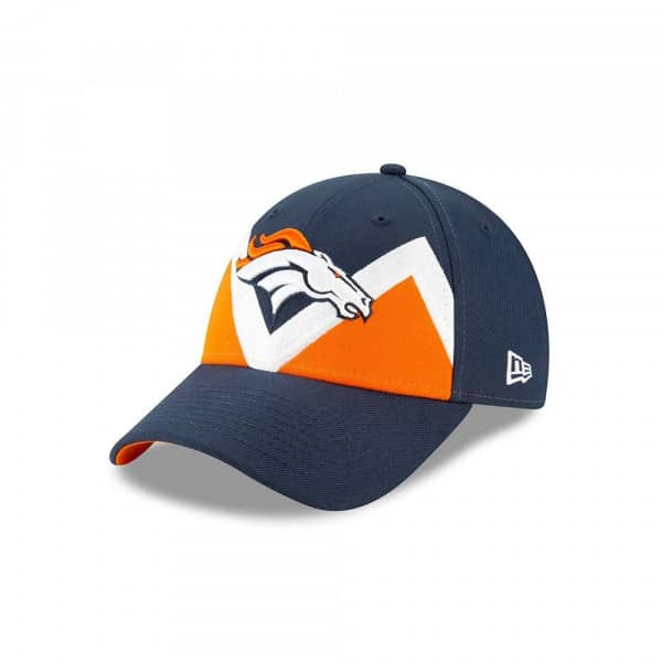 reputable site 1bd3e 8b43e New Era Denver Broncos 2019 NFL Draft 9FORTY Adjustable Cap On-Stage    TAASS.com Fan Shop