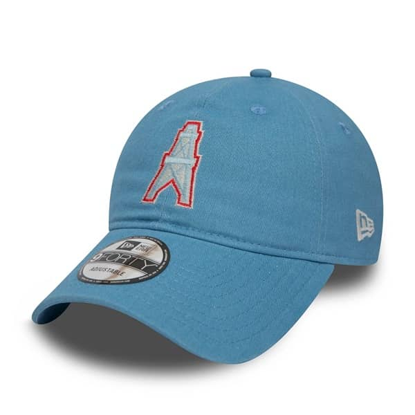 Houston Oilers Throwback Adjustable 9FORTY NFL Cap