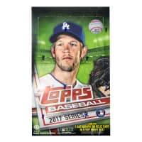2017 Topps Series 2 Baseball Hobby Box MLB