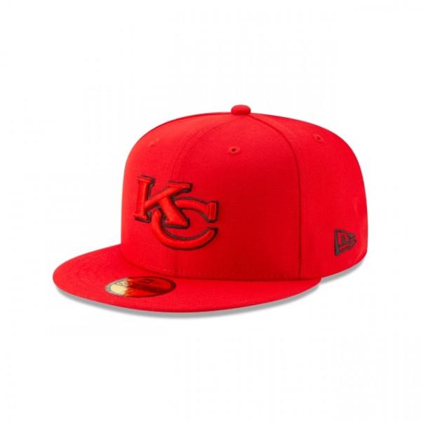 Kansas City Chiefs Logo Elements 9FIFTY Snapback NFL Cap