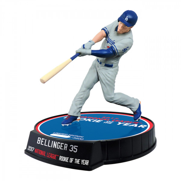 2017 Cody Bellinger Los Angeles Dodgers NL Rookie of the Year MLB Figur (16 cm)