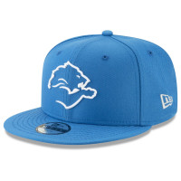 Detroit Lions Logo Elements 9FIFTY Snapback NFL Cap