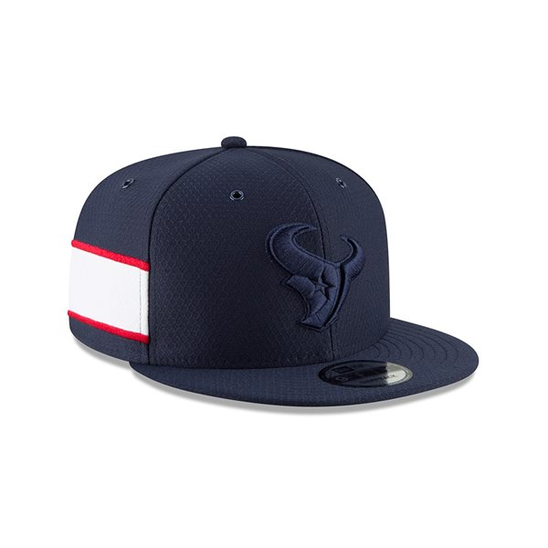 wholesale dealer 7bfd5 fe0c8 New Era Houston Texans 2018 Color Rush 9FIFTY NFL Snapback Cap   TAASS.com  Fan Shop