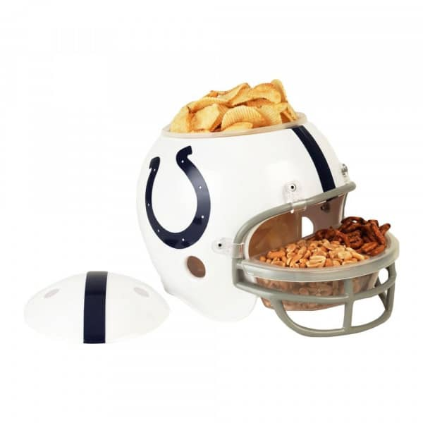 Indianapolis Colts Football NFL Snack Helmet
