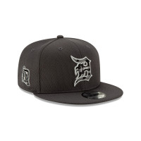 Detroit Tigers 2020 Authentic Batting Practice 9FIFTY Snapback MLB Cap Graphite