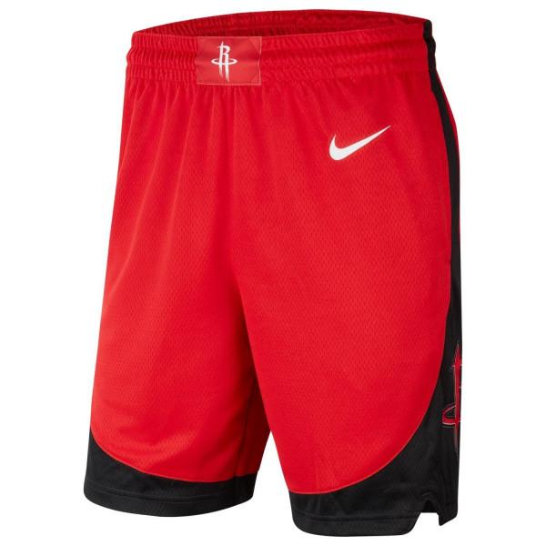 Houston Rockets Nike Icon Swingman NBA Shorts Rot