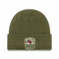 Arizona Cardinals 2019 On-Field Salute to Service NFL Beanie Wintermütze