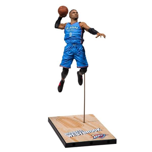 new arrival 0807f 7a00a McFarlane NBA 2K19 Russell Westbrook Oklahoma City Thunder Action Figure  (18 cm)   TAASS.com Fan Shop