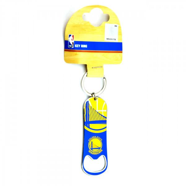 Golden State Warriors Flaschenöffner NBA Schlüsselanhänger