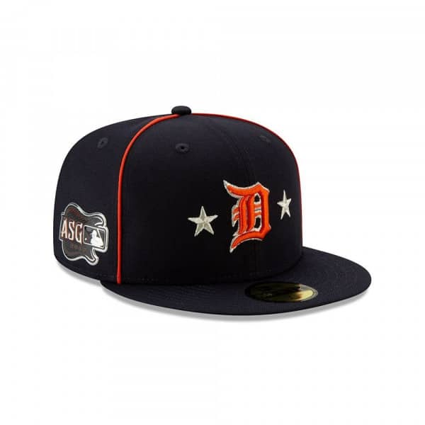 Detroit Tigers 2019 All Star Game 59FIFTY Fitted MLB Cap