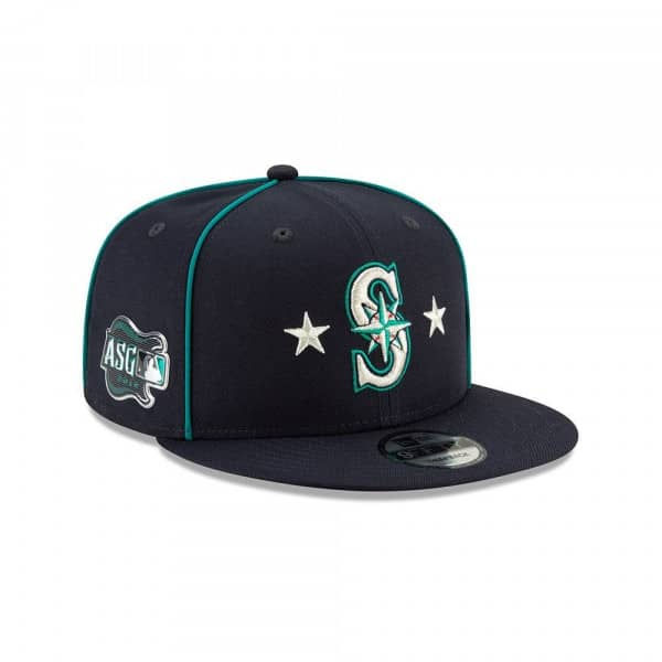 Seattle Mariners 2019 MLB All Star Game 9FIFTY Snapback Cap
