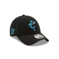 Miami Marlins 2020 Spring Training Stretch-Snap 9FORTY MLB Cap