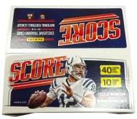 2016 Panini Score Football Jumbo Box NFL