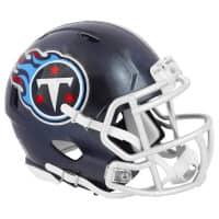 Tennessee Titans NFL Speed Mini Helm