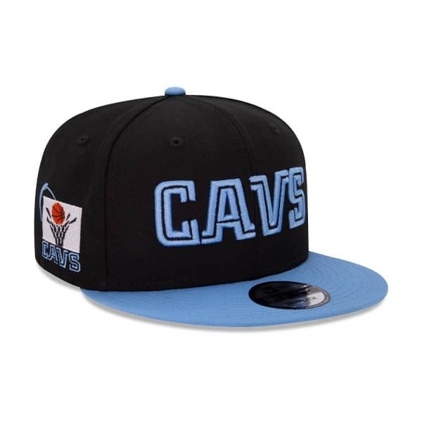 Cleveland Cavaliers HWC Nights 9FIFTY Snapback NBA Cap