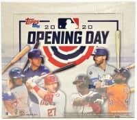 2020 Topps Opening Day Baseball Hobby Box MLB