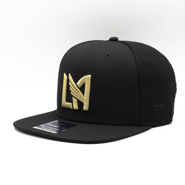 Los Angeles FC Match Day MLS Snapback Cap