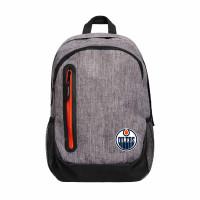 Edmonton Oilers Bold Grey NHL Rucksack
