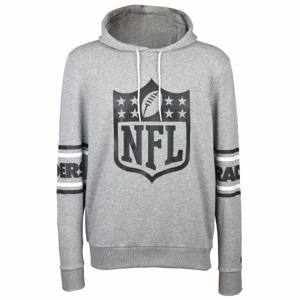 Oakland Raiders NFL Badge Hoodie