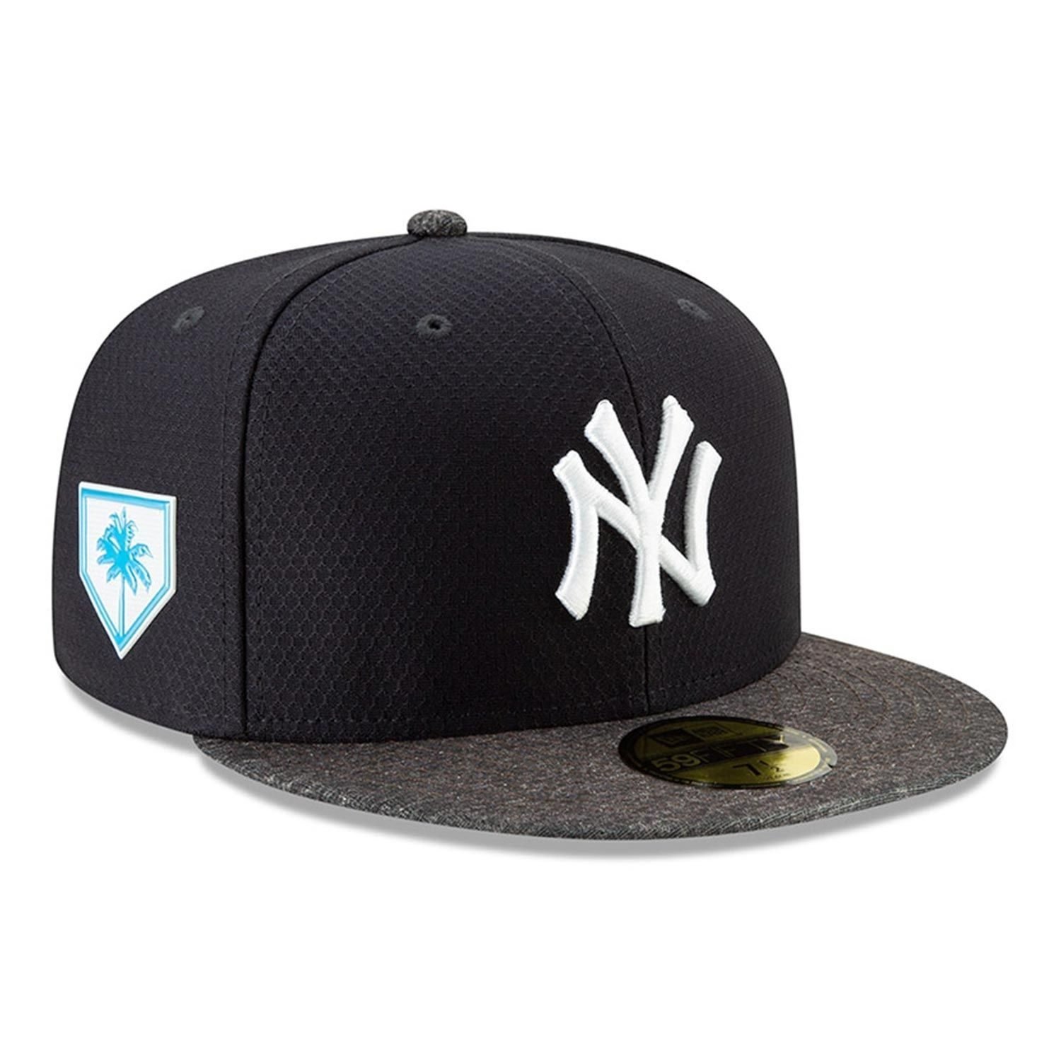 uk availability ff34e 6bc76 New Era New York Yankees 2019 Spring Training 59FIFTY Fitted MLB Cap Road    TAASS.com Fan Shop