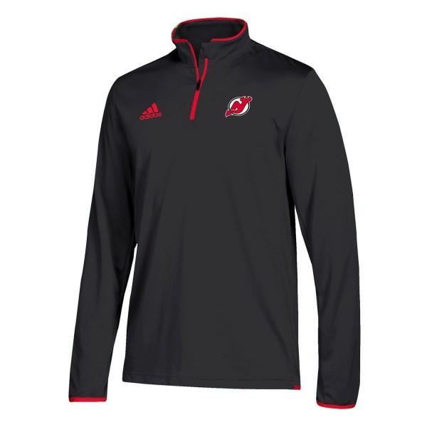 New Jersey Devils Authentic 1/4 Zip NHL Jacke