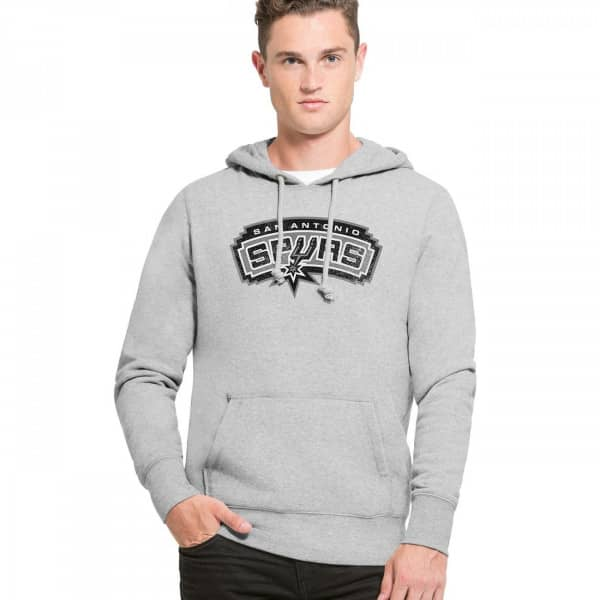 San Antonio Spurs Knockaround Hoodie NBA Sweatshirt