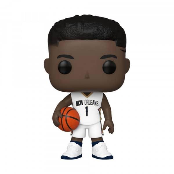 Zion Williamson New Orleans Pelicans #62 Funko POP! Vinyl NBA Figur