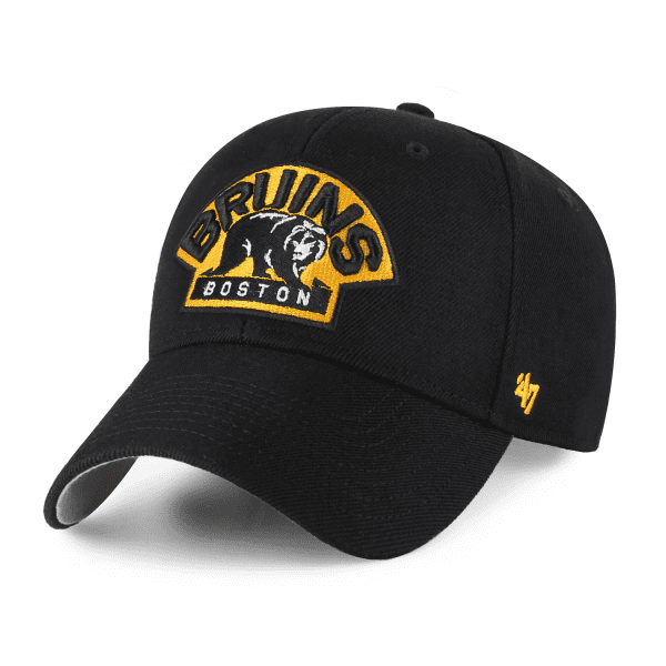 Boston Bruins '47 MVP Adjustable NHL Cap Alternate
