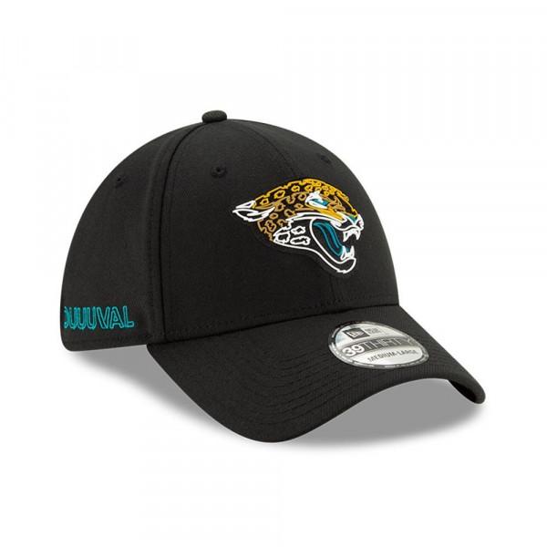 Jacksonville Jaguars Official 2020 NFL Draft New Era 39THIRTY Flex Fit Cap