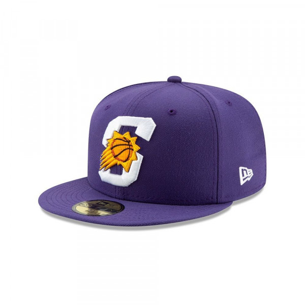 Phoenix Suns 2019 NBA Back Half 59FIFTY Fitted Cap