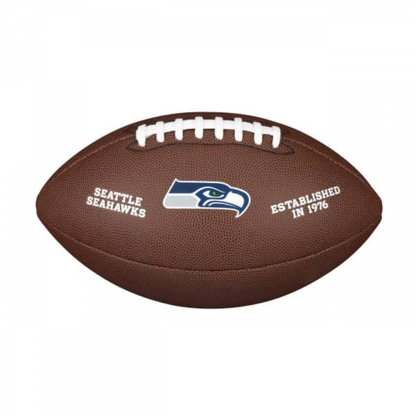 Seattle Seahawks Composite Full Size NFL Football