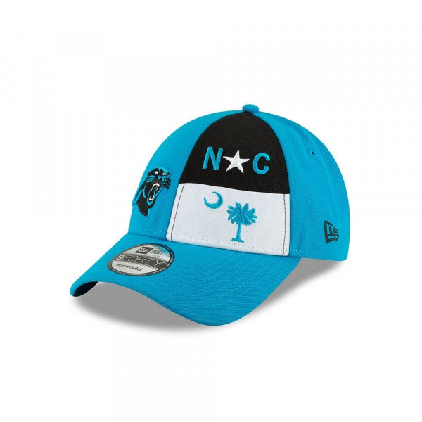 Carolina Panthers 2019 NFL Draft On-Stage 9FORTY Adjustable Cap