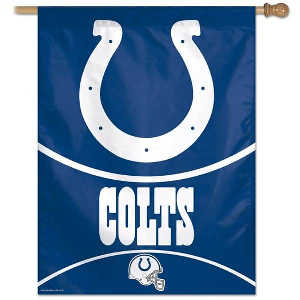 Indianapolis Colts American Football NFL Fahne