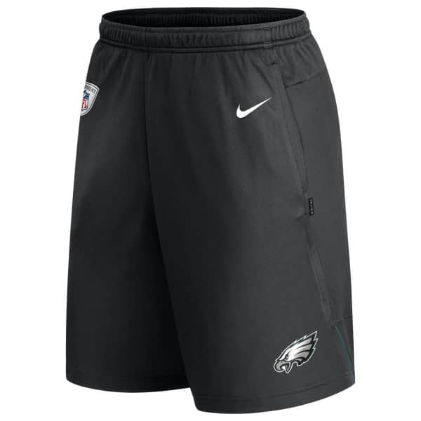 Philadelphia Eagles Nike 2020 NFL On-Field Coach Training Shorts