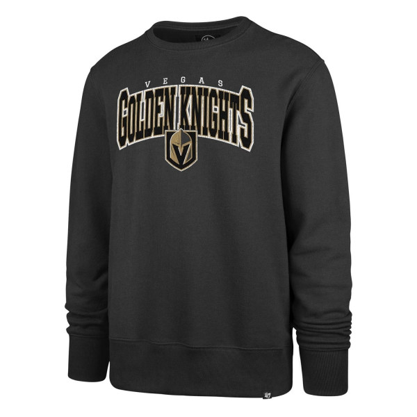 Vegas Golden Knights Headline Crewneck NHL Sweatshirt