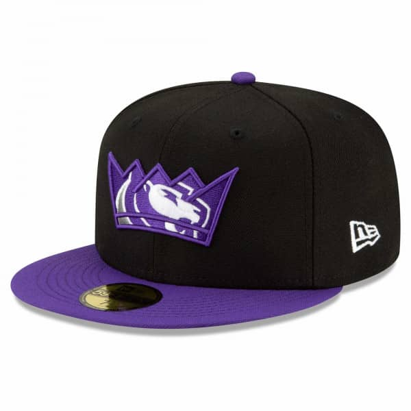 Sacramento Kings Authentic 2021 NBA Draft New Era 59FIFTY Fitted Cap