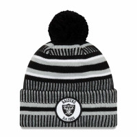 Las Vegas Raiders 2019 NFL Sideline Sport Knit Wintermütze Home
