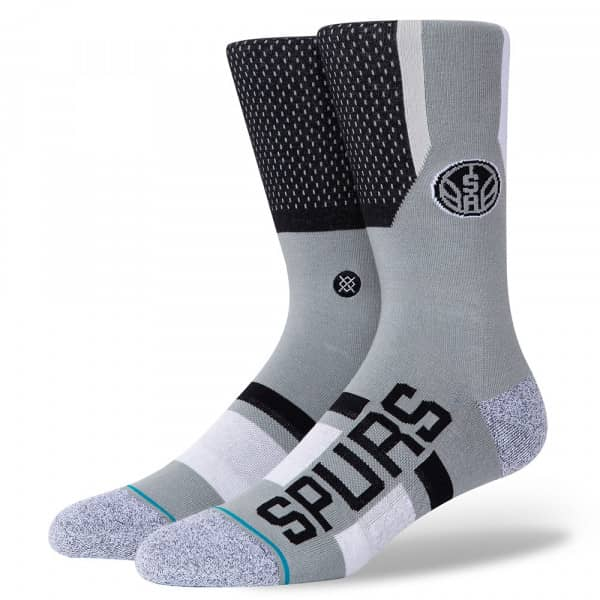 San Antonio Spurs InfiKnit Shortcut NBA Socken