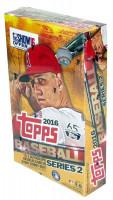 2016 Topps Series 2 Baseball Hobby Box MLB