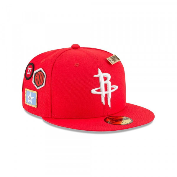 new concept 8a330 4254d Houston Rockets 2018 NBA Draft 59FIFTY Fitted Cap
