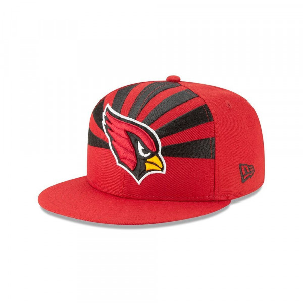 Arizona Cardinals 2019 NFL Draft On-Stage 59FIFTY Fitted Cap