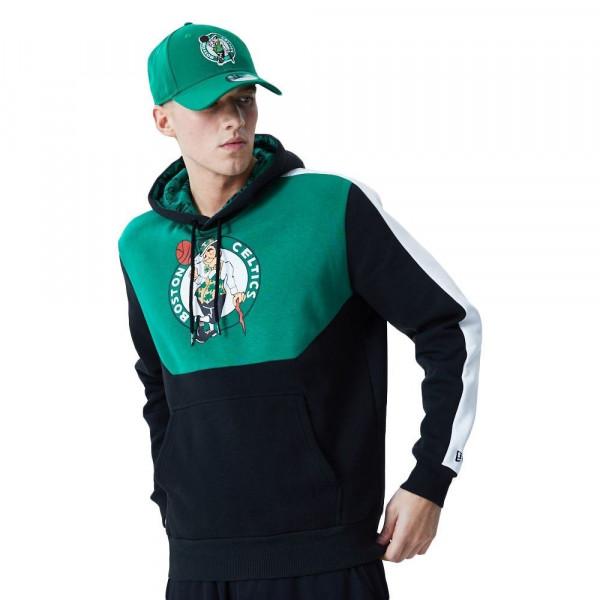 Boston Celtics 2020 Colour Block NBA Hoodie