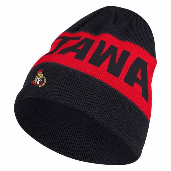Ottawa Senators 2019/20 Coach Beanie NHL Wintermütze