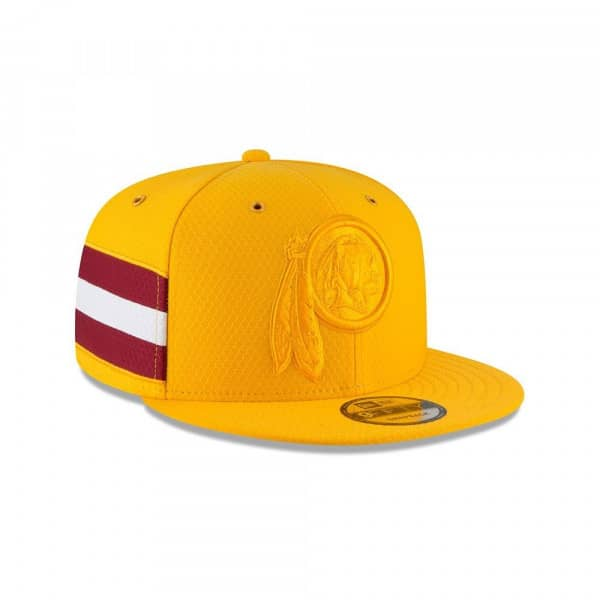 eb390ce8b9838 New Era Washington Redskins 2018 Color Rush 9FIFTY NFL Snapback Cap ...